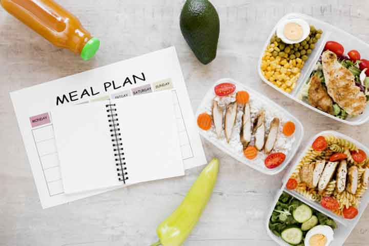 Plan Meals While Moving