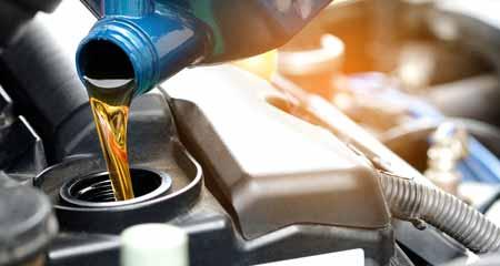 Oil Transmission System Check Up